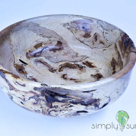 Bowl Oak Burrel 2