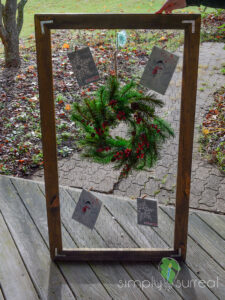 Card Holder Wreath 2