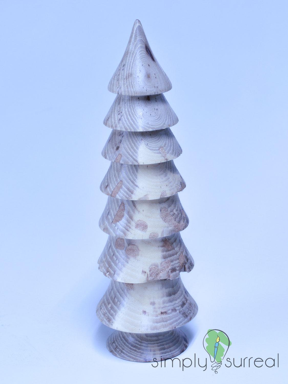Christmas Tree Hand Turned 2