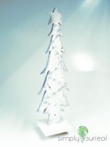 Christmas Tree Statue 2