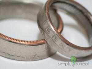 Coin Ring Matching Set