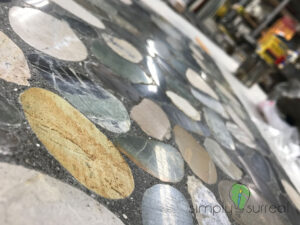 Counter Top Polished Concrete 2