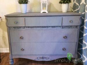 Dresser Gray