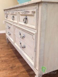 Dresser White 2