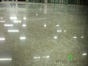 Floor Polished Concrete