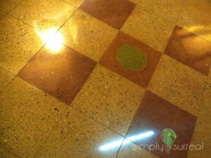 Floor Stained & Polished Concrete