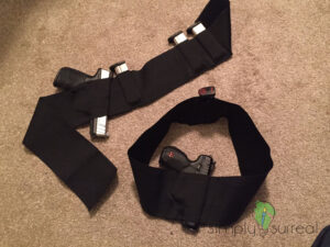 Holster Belly Band