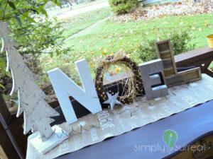 Noel Decoration Set