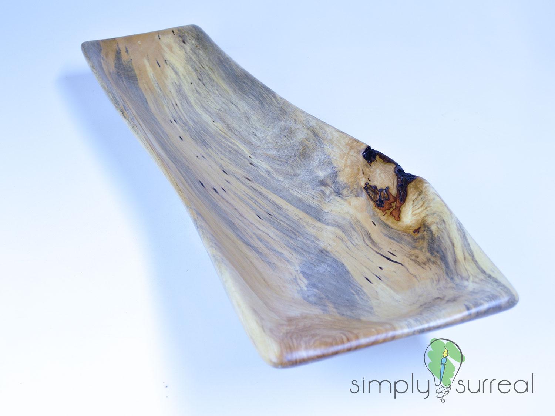 Platter Spalted White Birch 1