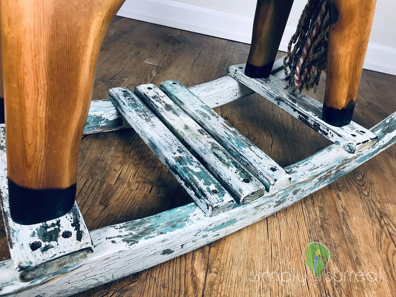 Rocking Horse Refinish 3