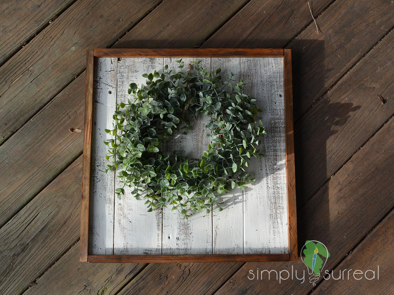Sign Wreath