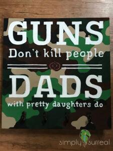 Sing Guns For Dads